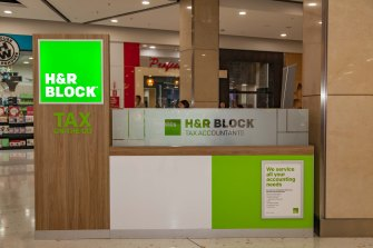 H&R Block - Top Ryde-0604